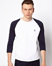 Camiseta de baseball de Original Penguin