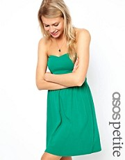 ASOS PETITE Mini Bandeau Sundress