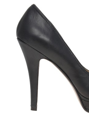 Image 2 ofMango Peep Toe Platform Shoes