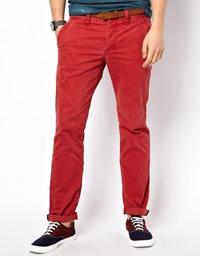Image 1 ofEsprit Slim Fit Chinos