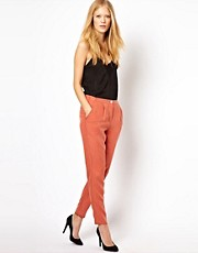 Selected Sadia Sporty Peg Trousers