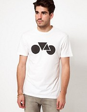 Levis Commuter T-Shirt Bike Logo