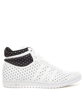 Image 4 ofAdidas Top Ten Hi Sleek Trainers