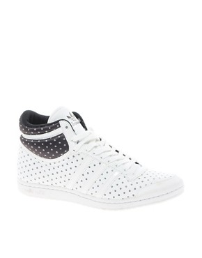 Image 1 ofAdidas Top Ten Hi Sleek Trainers