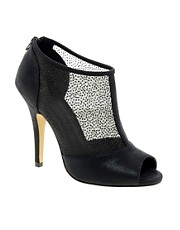 ASOS TWILIGHT Peep Toe Shoe Boots