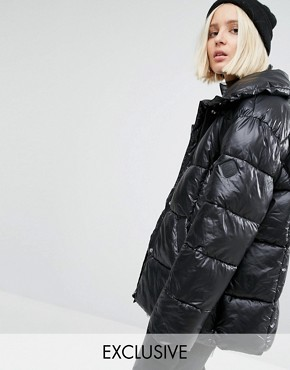 Puffa Oversized Padded Jacket