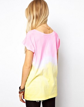 Image 2 of ASOS T-Shirt in Tie Dye