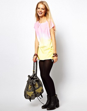 Image 4 of ASOS T-Shirt in Tie Dye