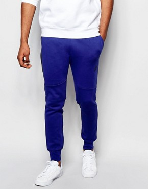 Nike Skinny TF Joggers In Navy 545343-455