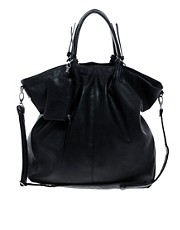 Pieces Gry Shoulder Bag