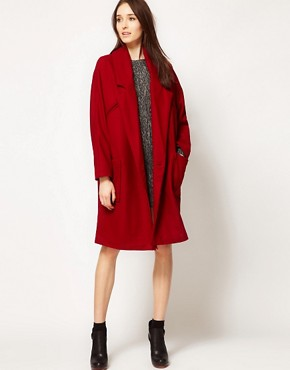Image 1 ofSurface To Air Maxi Coat