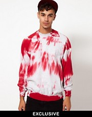 Reclaimed Vintage Tye-Dye Sweat