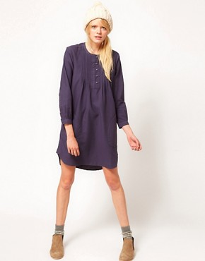 Image 4 ofYMC Collette Dress in Pintuck