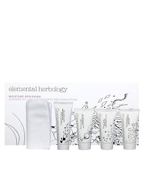 Image 1 ofElemental Herbology Moisture Replenish Starter Kit