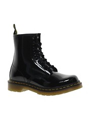 Dr Martens - Modern Classics Patent 1460 - Anfibi a 8 occhielli