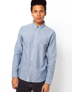 Image 1 ofBellfield Chambray Shirt