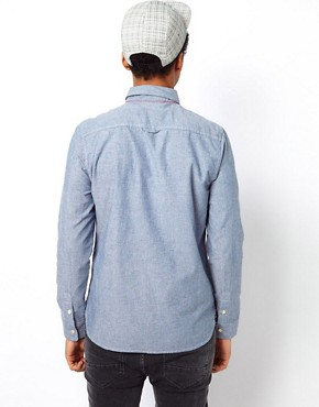 Image 2 ofBellfield Chambray Shirt
