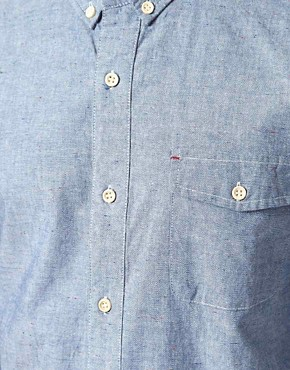 Image 3 ofBellfield Chambray Shirt