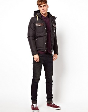 Image 4 ofDiesel Quilted Jacket Wisinplye