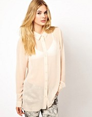 Vila Oversize Shirt