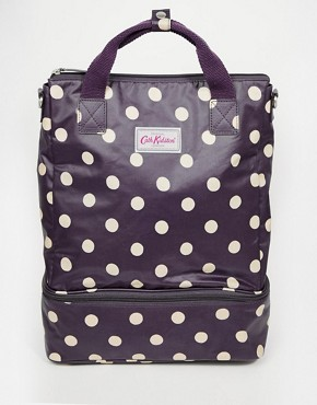 Cath Kidston Double Decker Backpack