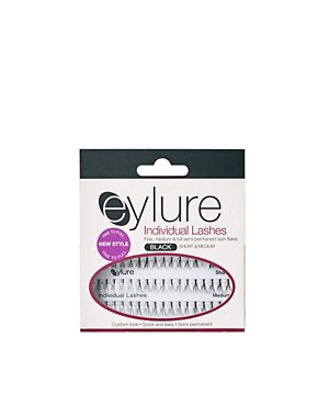 Image 1 ofEylure Individual Lashes - Fine To Full