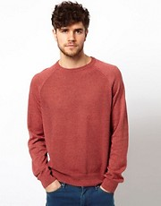 Paul Smith Jeans Jumper with Open Weave