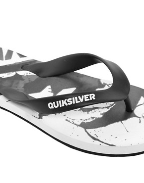 Image 2 ofQuiksilver Big Machine Flip Flops
