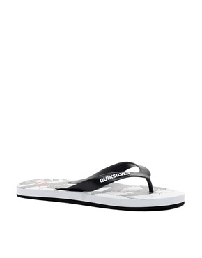 Image 1 ofQuiksilver Big Machine Flip Flops