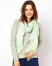Pieces Hip Long Spot Scarf