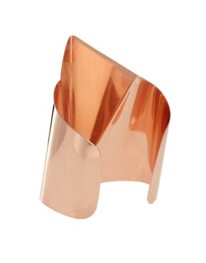 Image 2 ofASOS 3D Triangle Cuff Bracelet