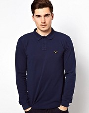 Voi Long Sleeve Polo