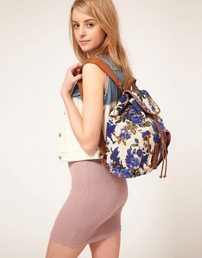 Image 3 ofALDO Menches Floral Backpack