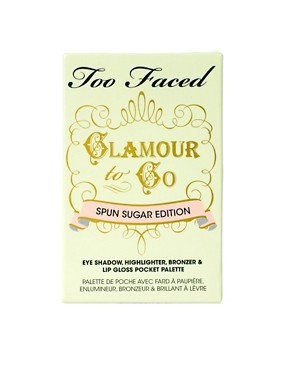 Image 2 of Too Faced Limited Edition Glamour To Go - Spun Sugar Edition SAVE 842%