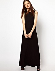 Just Female Sleeveless Maxi Dress