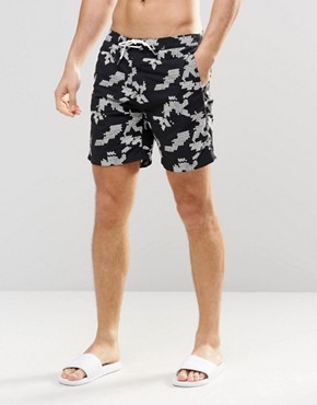 Jack & Jones Swim Shorts Print
