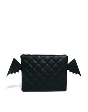 Image 1 of ASOS Bat Clutch Bag