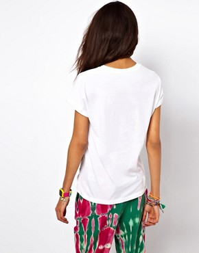 Image 2 ofASOS T-Shirt with The Rumours are True
