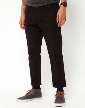 Image 2 of55DSL Prowler Chino Slim Tapered