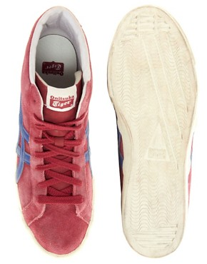Image 3 of Onitsuka Tiger Fabre BL-L Hi-Top Trainers