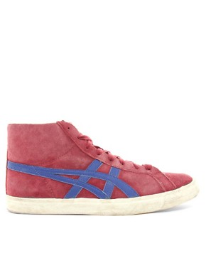 Image 4 of Onitsuka Tiger Fabre BL-L Hi-Top Trainers