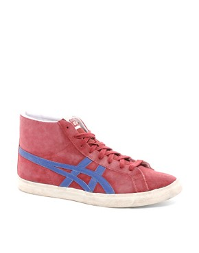 Image 1 of Onitsuka Tiger Fabre BL-L Hi-Top Trainers