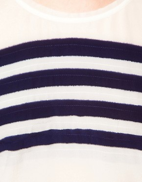 Image 3 ofKookai Stripe Top