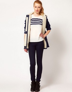 Image 4 ofKookai Stripe Top