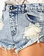 Image 3 ofOne Teaspoon Bandits Shorts with Distressing