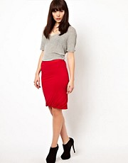 Improvd Sandy Jersey Mini Skirt