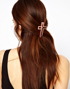 Image 1 ofASOS Cross Hair Grip