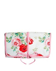 Cath Kidston New Rose Bouquet Roll Washbag