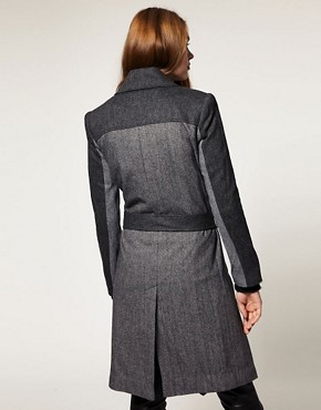 Image 2 ofUnconditional Tweed Dressing Gown Coat