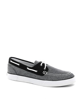 Image 1 ofPolo Ralph Lauren Lander Boat Plimsolls
